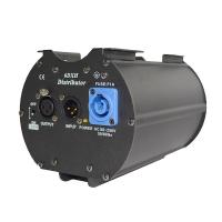 High qiality Round 6 Way DMX Distributor Manufactures