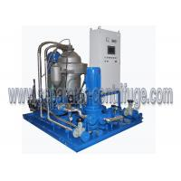 Three Phase Fuel Oil Handling System , Vertical Laboratory Centrifuge Manufactures