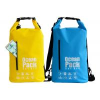 Fishing Sailing Dry Bags Waterproof Backpack 56 X 36 Cm Multi Color Optional Manufactures