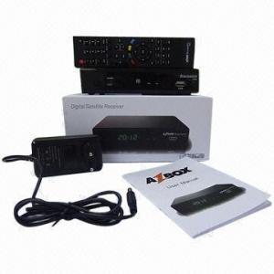 DVB-S Digital Satellite Receiver for N3 IKS and SKS Twin Tuner FTA Satellite Receiver Manufactures