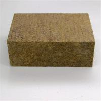 90mm Rockwool Wall Insulation Materials Non - Flammability Low Moisture Absorption Manufactures