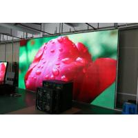 Cheap Die Casting Aluminum Indoor Full Color Led Display Screen P5 1800cd/m2 for sale