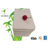 High Absorb Bamboo Nappy Liners For Cloth Nappies Organic Bamboo Fiber Founded Manufactures