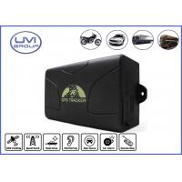 VT104 Waterproof GSM / GPRS Car GPS Trackers for Car, Truck, Vehicle Locating and Tracking Manufactures
