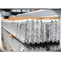 China Galvanized Equal Channel Steel Section Profiles , Steel Structure Section on sale
