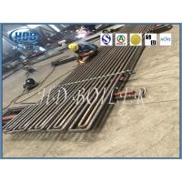 China High Integrity Tubular Superheater And Reheater Heat Exchangers Cooling Coils on sale
