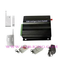 GSM/MMS wireless home alarm with 7 wired zone and 99 wireless zone Manufactures