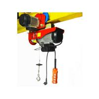 With Electric Trolley Mini Electric Hoist, Electric Hoist With Small Turning Radius, Mini Electric Hoist Manufactures