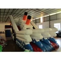 Commercial Inflatable Water Slides  XS87