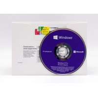 Russian Language Microsoft Windows 10 Pro Oem DVD Package Manufactures