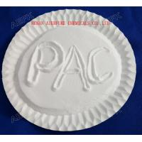 Milky White High Purity PAC Poly Aluminium Chloride Powder State CAS No 1327-41-9 Manufactures