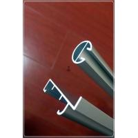Industry Aluminum Extrusion Profiles , Aluminum Window And Door Frame Profile Curtain Tubing Manufactures