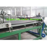 High Output Rubber Insulation Foam Sheet Making Machine 100-200 Cubic Meter Manufactures