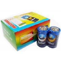 Buy cheap Carbon Battery of 1.5V in C Size (R14C) from wholesalers