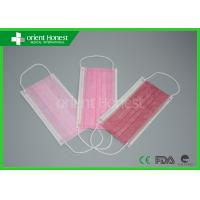 2Ply/3ply/4ply Disposable Face Masks Ear loop & Tie On Auto Machine Individual Manufactures