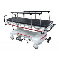 ICU Room Medical Transport Bed Movable Double American Pump 5 Functions Manufactures