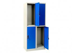 OEM Metal Gym School 1850MM 12 Door Steel Locker Cabinet Manufactures