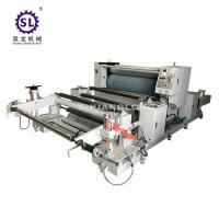 40 - 100 m/min Edge Speed Guide Automatic Embosser For Baby Diaper Manufactures
