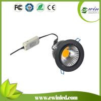 15W Epistar COB Dimmable LED Downlight ,LED Ceiling Light (EW-DL-15W-COB) Manufactures