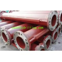 large diameter RC drill pipe Ф273 mm for reverse circulation air lift drilling Manufactures