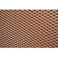 Microporous stamping tensile steel mesh expanded metal wire mesh Manufactures