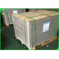 Recyclable 250g Black Cardboard Paper Sheets With Good Folding Manufactures