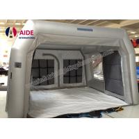 China Automotive Inflatable Spray Paint Booth Filter With 2 Years Shelf Life on sale
