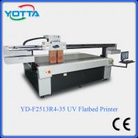 Large format UV printer for leather, PVC, acrylic, wood, metal, glass,ceramic Manufactures