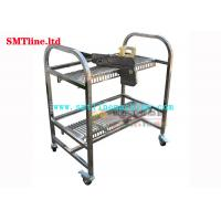 Buy cheap Hitachi Electric Stainless Steel Feed Cart 4 3 Inch Universal Casters Lightweigh from wholesalers