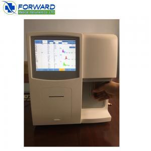 China Medical lab fully auto hematology analyzer/cbc test machine price on sale