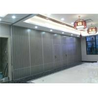 Cheap Aluminium Operable Wall Office Partition Walls Commercial 25 - 35  kg/m2 for sale