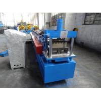 Buy cheap Light Steel Structure Roll Forming Machine For Twin Row Customized Profile from wholesalers
