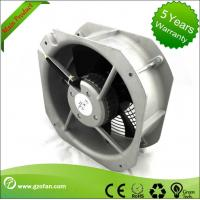 Brushless 48V DC Cooling Fan , Industrial Axial Fans For Equipment Cooling Manufactures