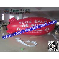 Promotional Blimps Inflatable Advertising Inflatable Blimp 0.18mm PVC UL / CE Manufactures
