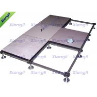 China PVC Coated Calcium Sulphate Raised Access Floor Panels Fs1000 on sale
