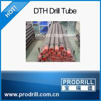 Outter Dia 89mm DTH Drill Pipe for Well Drilling Manufactures