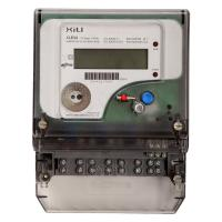 Polyphase Residential Three Phase Energy Meter Four Wire 3 x 230V / 400V AC