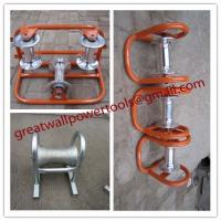 China manufacture Cable Rolling,Cable Roller,material Aluminium Roller on sale