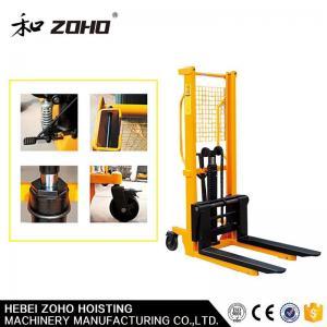 Polyurethane Wheel Pallet Truck Manufactures