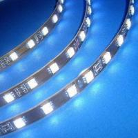 72w DC12V IP20 Non Waterproof SMD 5050 Flexible Led Strip Light For Canopy, Corridor Manufactures