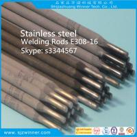 free sample!stainless steel welding electrode,welding rod E308L-16 E316L-16 Manufactures