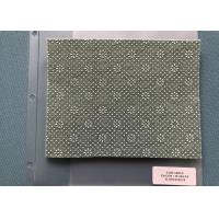 520 Gsm + 25gsm PP Jade Green Needle Punched Felt Non woven Anti - Bacteria Manufactures