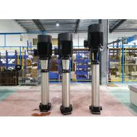 High Head High Pressure Vertical Centrifugal Pump Stainless Steel Multistage Manufactures