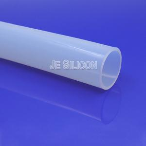 High Temperature Tasteless SGS Medical Grade Silicone Tubing Manufactures