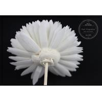 China Bedroom Dried 4cm Fake Sola Flowers Blooms Artificial Flowers on sale