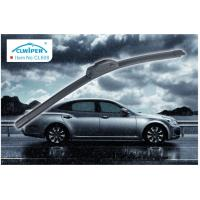 Black Color Improved Bosch Windscreen Wipers Blades For U Hook Arm Manufactures