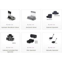 Hydraulic Directional Control Valves, Directional Control Valve Manufactures