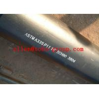 ASTM A335 P11 13CrMo44 15CrMo Alloy Steel Pipe 6m / 12m Length Manufactures