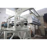 China PVC Loop Mat Production Line - plastic machinery on sale
