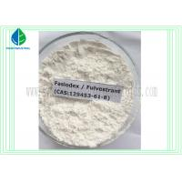Cheap Faslodex Hormonal Fulvestrant Cutting Cycle Steroids 129453-61-8 For Breast Cancer Treatment for sale